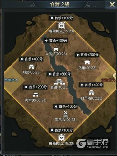 官渡制霸称王 《三国群英传-霸王之业》S5季后赛决赛回顾